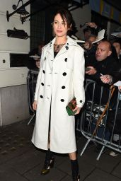 Olga Kurylenko – Harvey Weinstein Pre BAFTAs Dinner in London, UK 2/10/ 2017