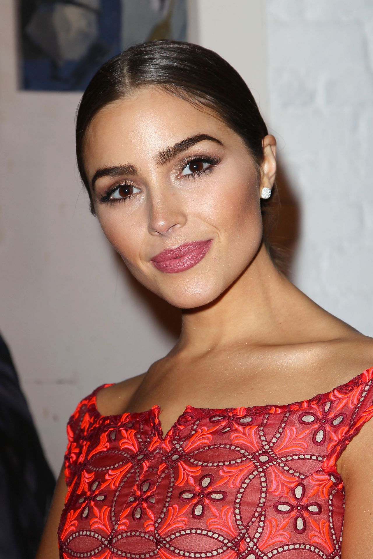 Olivia Culpo – Zac Posen Presentation at New York Fashion ... Olivia Culpo