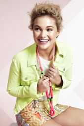 Olivia Holt - Photoshoot for Seventeen Magazine March/April 2017