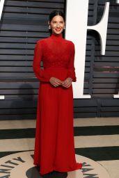 Olivia Munn at Vanity Fair Oscar 2017 Party in Los Angeles