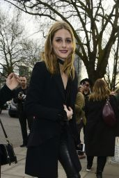 Olivia Palermo - Out in London 2/20/ 2017