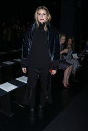 Olivia Palermo - Prabal Gurung Fashion Show in New York 2/12/ 2017