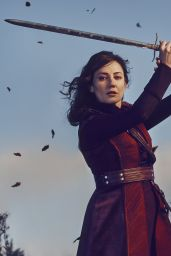 Orly Brady - Into The Badlands Season 2 Promoshoot & Stills