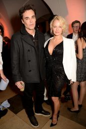 Pamela Anderson - Project Polunin at Banqueting House, London 2/23/ 2017
