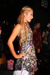 Paris Hilton - Vivienne Tam FAshion Show in NYC 2/15/ 2017
