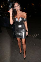 Pascal Craymer Night Out Style - STK Restaurant in London 2/7/ 2017
