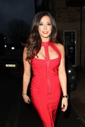 Pascal Craymer – Out in Loughton for the Launch Party of the By Georgina Hair Salon in Essex, Feb 2017
