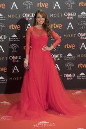 Paula Echevarria – Goya Awards in Madrid 02/06/ 2016