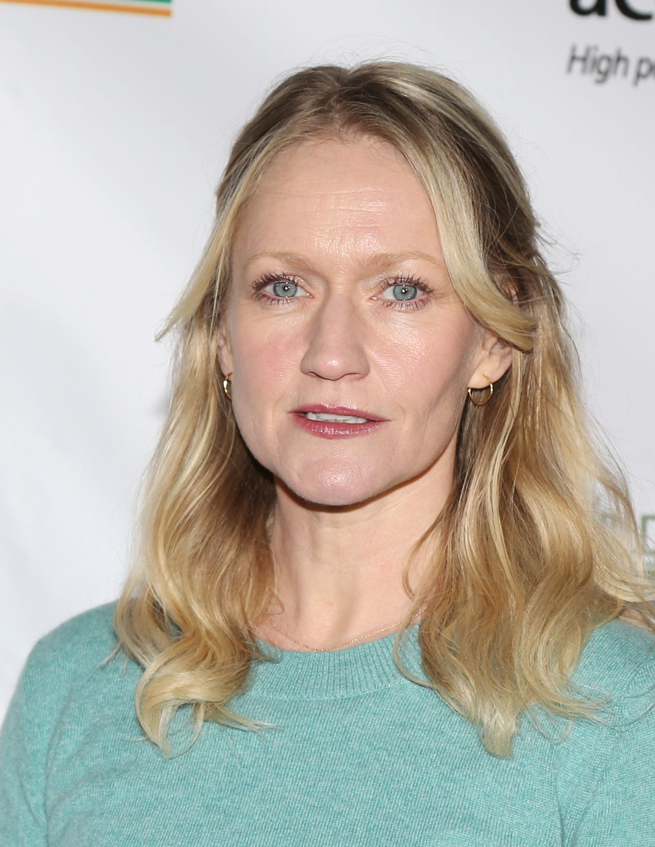 Paula Malcomson  Oscar Wilde Awards in Santa Monica 2/23 - Colorful Hairstyles