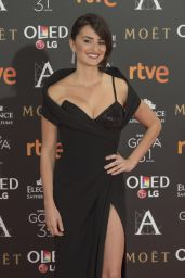 Penelope Cruz - Goya Cinema Awards in Madrid 2/4/ 2017