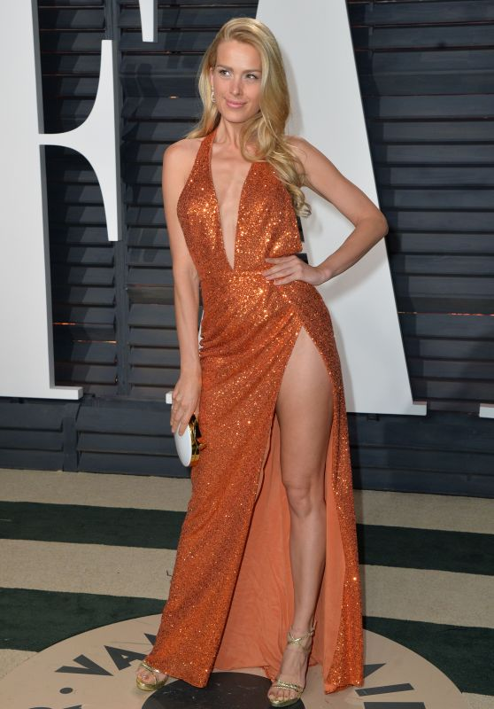 Petra Nemcova at Vanity Fair Oscar 2017 Party in Los Angeles