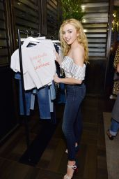 Peyton Roi List - Miranda + MOTHER Capsule Launch Benefiting The Royal Hospital For Women at Catch LA in West Hollywood 2/1/ 2017