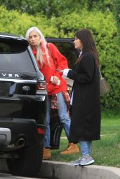 Pia Mia - Arriving at a Photoshoot in Los Angeles 2/7/ 2017