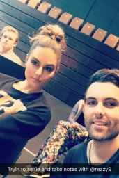 Pia Toscano - Social Media Pics 2/2/ 2017