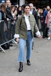 Pixie Geldof – Topshop Unique Show at London Fashion Week 02/19/ 2017