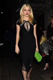 Pixie Lott - Out & About in London, UK 2/24/ 2017