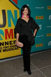 Poojah Patra – Media Tip 'Fun Home' at Ahmanson Theatre in Los Angeles 2/22/ 2017
