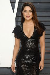 Priyanka Chopra at Vanity Fair Oscar 2017 Party in Los Angeles