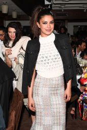 Priyanka Chopra – Charles Finch and Chanel Annual Pre-Oscar Awards Dinner in Beverly Hills 2/25/ 2017