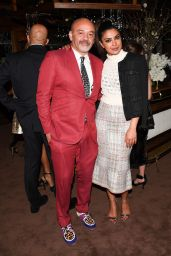 Priyanka Chopra – Charles Finch and Chanel Annual Pre-Oscar Awards Dinner in Beverly Hills 2/25/ 2017