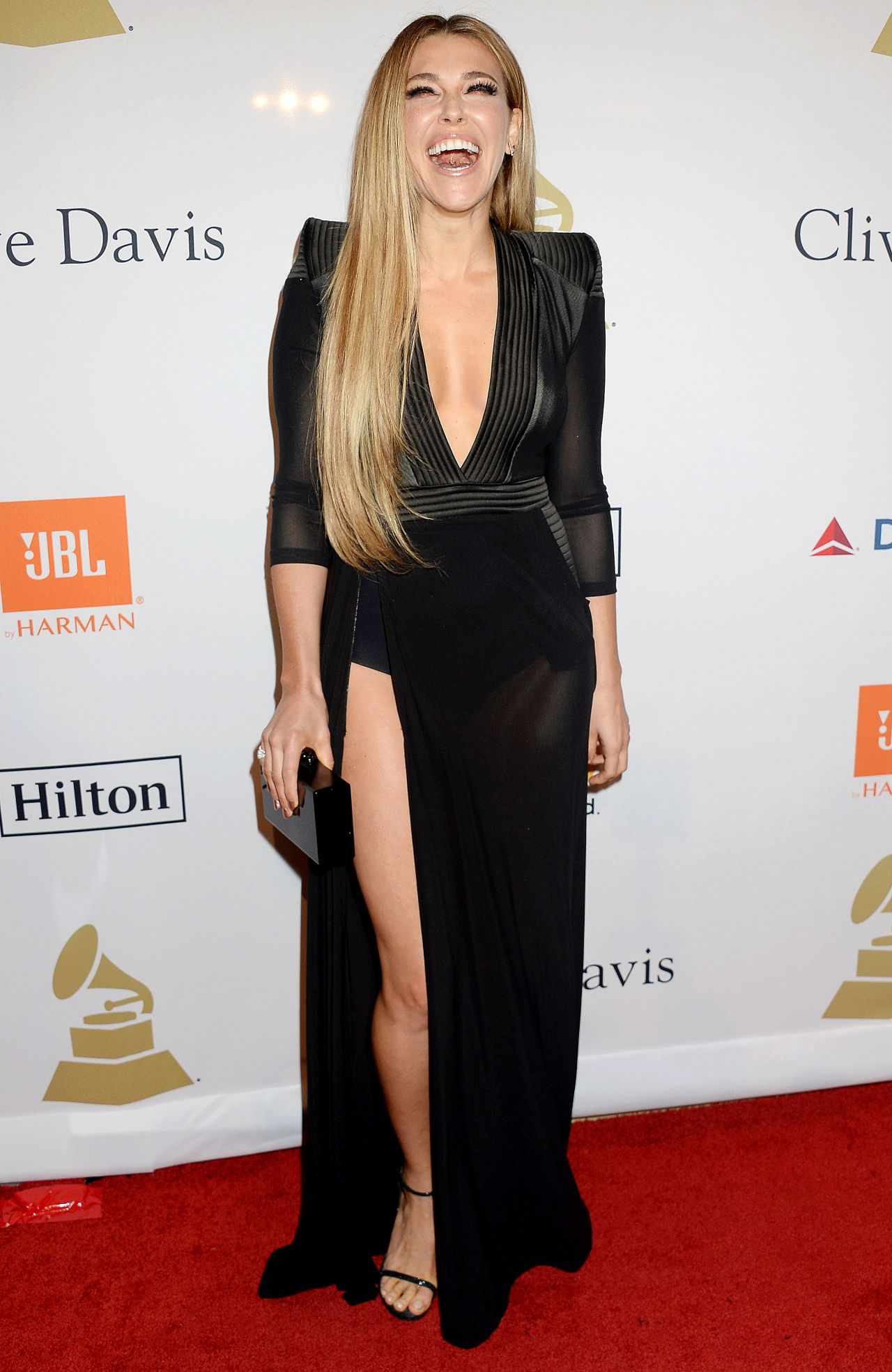 Rachel Platten Clive Davis Pre Grammy 2017 Party In