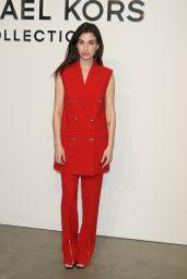 Rainey Qualley – Michael Kors Fashion Show in New York 2/15/ 2017