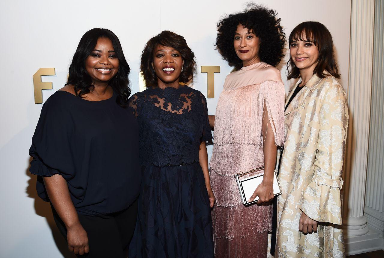 Rashida Jones – Alfre Woodard hosts 8th Annual Oscars Sistahs Soiree in LA 2/22/ 2017