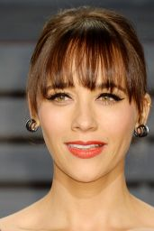 Rashida Jones at Vanity Fair Oscar 2017 Party in Los Angeles