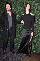 Rebecca Hall – BAFTA Nespresso Nominees' Party, London, UK 2/11/ 2017
