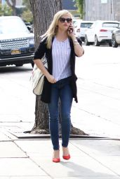 Reese Witherspoon - Out in Brentwood 2/4/ 2017