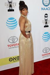 Regina King – 48th NAACP Image Awards in Los Angeles 2/11/ 2017