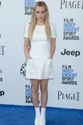 Riley Keough - Independent Spirit Awards in Santa Monica 2/25/ 2017