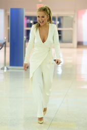 Rita Ora - JFK Airport in New York 2/7/ 2017