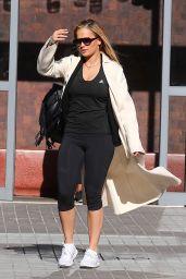 Rita Ora - Leaving the Gym in New York City 2/6/ 2017