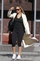 Rita Ora - Leaving the Gym in New York City 2/6/ 2017
