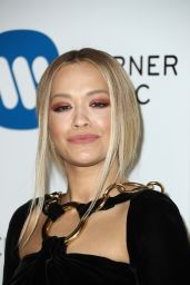 Rita Ora – Warner Music Group Grammy After Party at Milk Studios in LA 2/12/ 2017