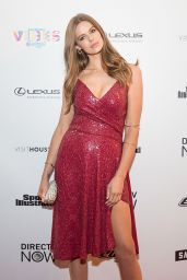 Robyn Lawley – VIBES By SI Swimsuit Launch Festival in Houston 2/18/ 2017 – Day 2