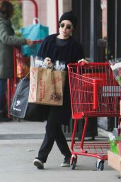 Rooney Mara - Heads to Trader Joes, Studio City 2/5/ 2017