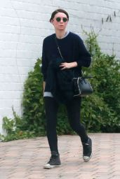 Rooney Mara - Stops by a Spa in West Hollywood, CA 2/20/ 2017