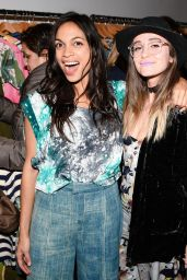 Rosario Dawson - Hooch and Canary present Studio 189 Store Opening at NYFW, February 2017
