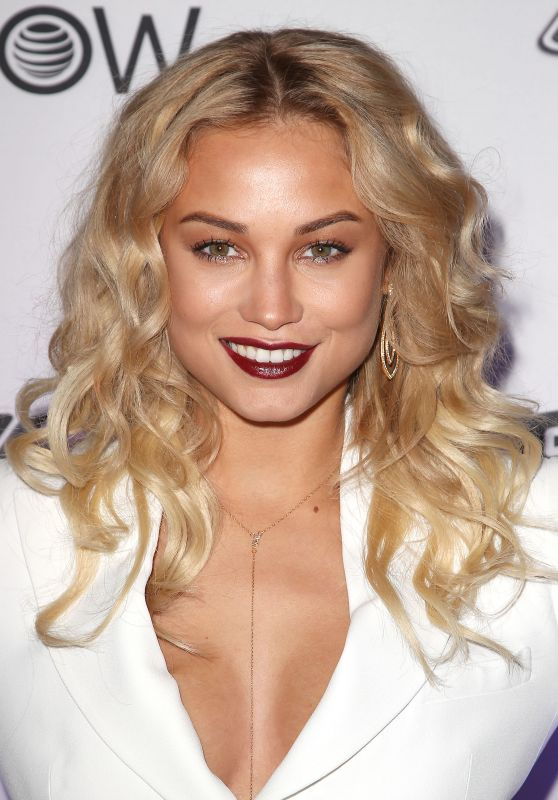 Rose Bertram – SI Swimsuit Edition Launch Event in New York City 2/16/ 2017