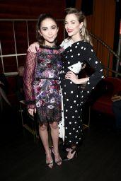 Rowan Blanchard at Women in Film Pre-Oscar Cocktail Party in Los Angeles 2/24/ 2017