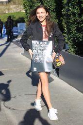 Rowan Blanchard - United Talent Agency Immigrant