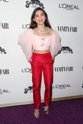 Rowan Blanchard - Vanity Fair and L