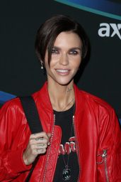 Ruby Rose - DIRECTV NOW Super Saturday Night Concert in Houston, TX 2/4/ 2017
