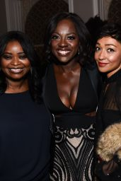 Ruth Negga – Alfre Woodard hosts 8th Annual Oscars Sistahs Soiree in LA 2/22/ 2017