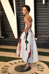 Ruth Negga at Vanity Fair Oscar 2017 Party in Los Angeles