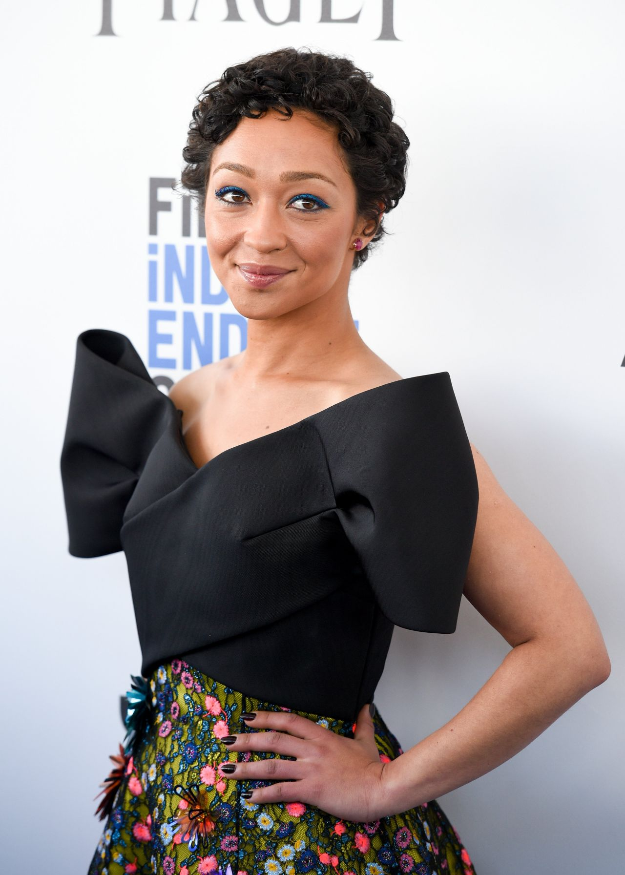 Ruth Negga Was Lainey S Best Dressed At The 2017 Oscars: Independent Spirit Awards In Santa Monica 2