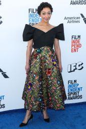 Ruth Negga – Independent Spirit Awards in Santa Monica 2/25/ 2017