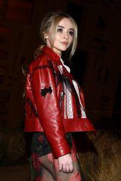 Sabrina Carpenter - Coach Fall/Winter 2017 Fashion Show in NYC 2/14/ 2017